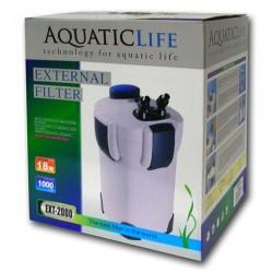 Aquatic Life - Aquatic Life Ext-2000 Dış Filtre 1000Lt/S