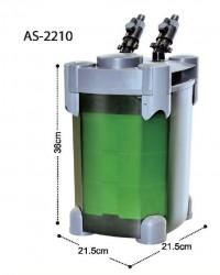 Astro - Astro 2210 Akvaryum Dış Filtre 1000 L/H