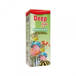 Deep - Deep Fix Fishtavit Balık Vitamini 30 ML