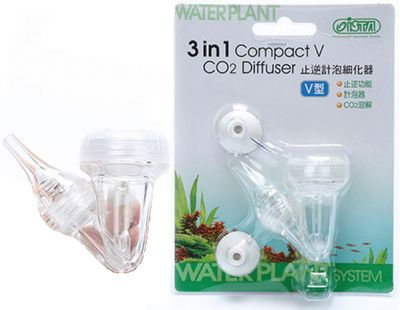 Ista 3 in 1 CO2 Diffuser Compact V