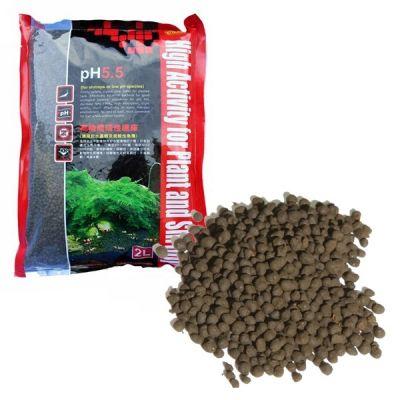 Ista Karides Kumu Shrimp Soil 5,5 Ph 2 Lt