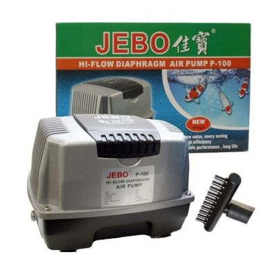 Jebo P-100 Hava Motoru 100Lt / 75 Watt