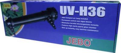 Jebo UV-H36 Ultraviole 36 Watt Akvaryum Filtresi