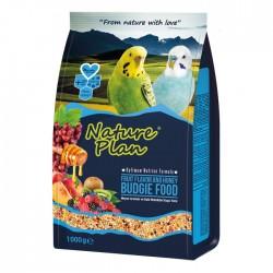 Nature Plan - Nature Plan Premium Muhabbet Kuşu Yemi 14x1000 Gr