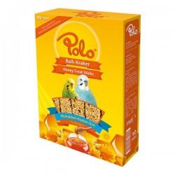 Polo - Polo Ballı Muhabbet Kuşu Krakeri 10 lu Paket