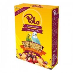 Polo - Polo Meyveli Muhabbet Kuşu Krakeri 10 lu Paket