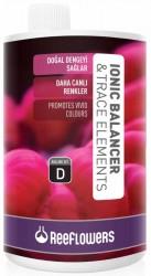 ReeFlowers - Reeflowers Ionic Balancer & Trace Elements - D 1000 ML