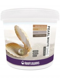 ReeFlowers - ReeFlowers Pearly White Sand Akvaryum Kumu 25Kg 1-1,5mm