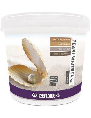 ReeFlowers Pearly White Sand Akvaryum Kumu 7Kg 0,5-1 mm