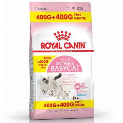 Royal Canin Fhn Babycat Yavru Kedi Maması 400+400 Gr