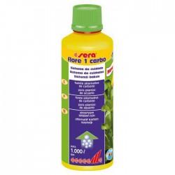 Sera - Sera Flore 1 Carbo 250 ML Sıvı Bitki Gübresi
