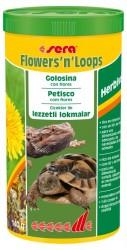 Sera - Sera Flowers n Loops 1000 ML Kaplumbağa Yemi
