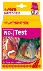 Sera - Sera NO3 Test Nitrat Testi 60 Ölçüm 3x15 ml