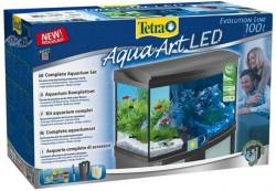 Tetra - Tetra Aquaart 100 L LED Cam Akvaryum