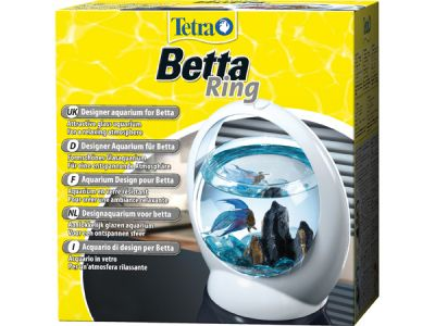 Tetra Betta Ring Led Işıklı Beta Akvaryumu 1.8 Lt