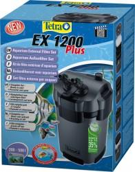 Tetra - Tetra EX 1200 Plus Dış Filtre 1300Lt/Saat (Tam Dolu)
