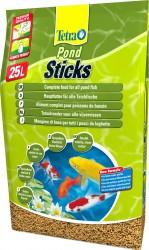Tetra - Tetra Pond Sticks Yeşil Balık Yemi 25 Lt / 3000 Gr.