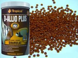 Tropical - Tropical D-Allio Plus Sarımsaklı Granulat Yem 100 gr.
