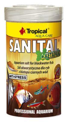 Tropical Sanital Ketapang Akvaryum Tuzu 120 Gr.