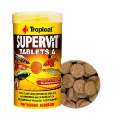 ​Tropical Supervit Tablets A 250 Gram
