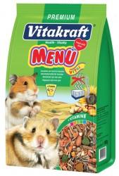 Vitakraft - Vitakraft Menü Vital Premium Hamster Yemi 5x1000 Gr.