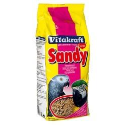 Vitakraft - Vitakraft Sandy Papağan Paraket Kuş Kumu 2,5 KG