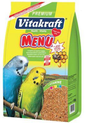 Vitakraft Premium Muhabbet Kuşu Yemi 1000 Gr.
